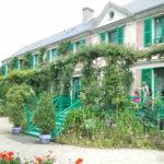 Na casa de Claude Monet em Giverny