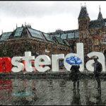 Roteiro em Amsterdam: sem bike, mas de guarda-chuva!