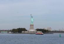 Visita à Estátua da Liberdade