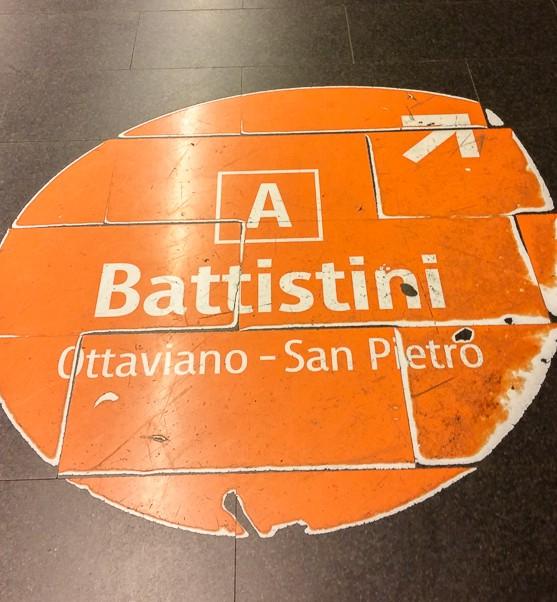 Roma transporte público