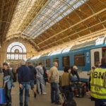 Viena-Budapeste-Praga: trem ou avião?