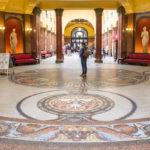 Nas águas termais de Budapeste: Hotel Gellert