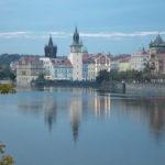 Oh, Praga, 3 dias sob chuva!