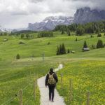 Alpe di Siusi, o paraíso nos Alpes Italianos