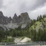Cortina d'Ampezzo, nas Dolomitas, num bate-volta de Veneza