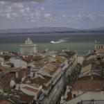 Conexão longa em Lisboa