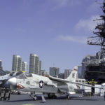USS Midway, o porta aviões-museu de San Diego