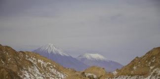 Vale da Lua e da Vale da Morte Atacama