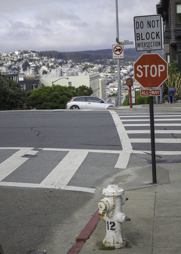estacionamento Califórnia