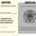 Dirigir no Exterior: alterações na PID