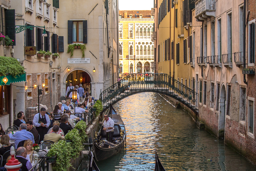 Veneza pontes