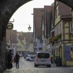 Rota Romântica da Alemanha: Rothenburg ob der Tauber