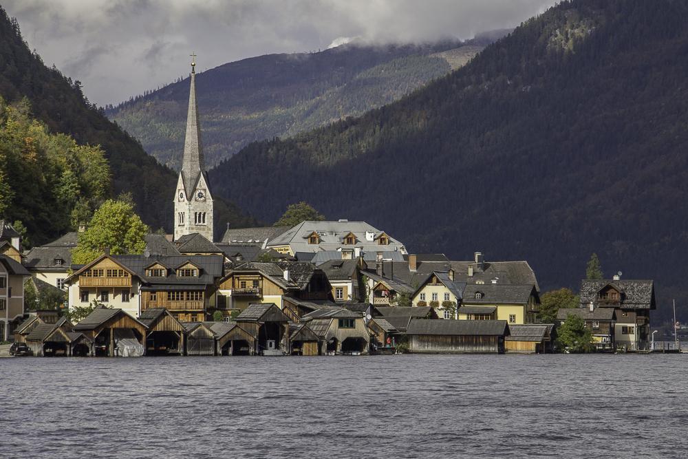onde ficar em Hallstatt