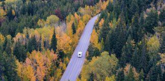 Alasca aluguel RV motorhome