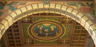 Mosteiro São Bento visita