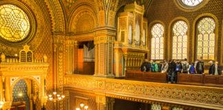 sinagoga espanhola Praga