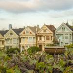 Painted Ladies e outras Casas Vitorianas de São Francisco. Uma vai te dar calafrios