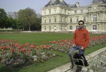 Paris Jardins Luxemburgo