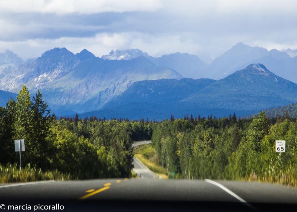 Alasca estradas
