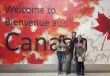Calgary aeroporto imigraçao Canada