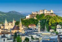 Salzburgo fortaleza
