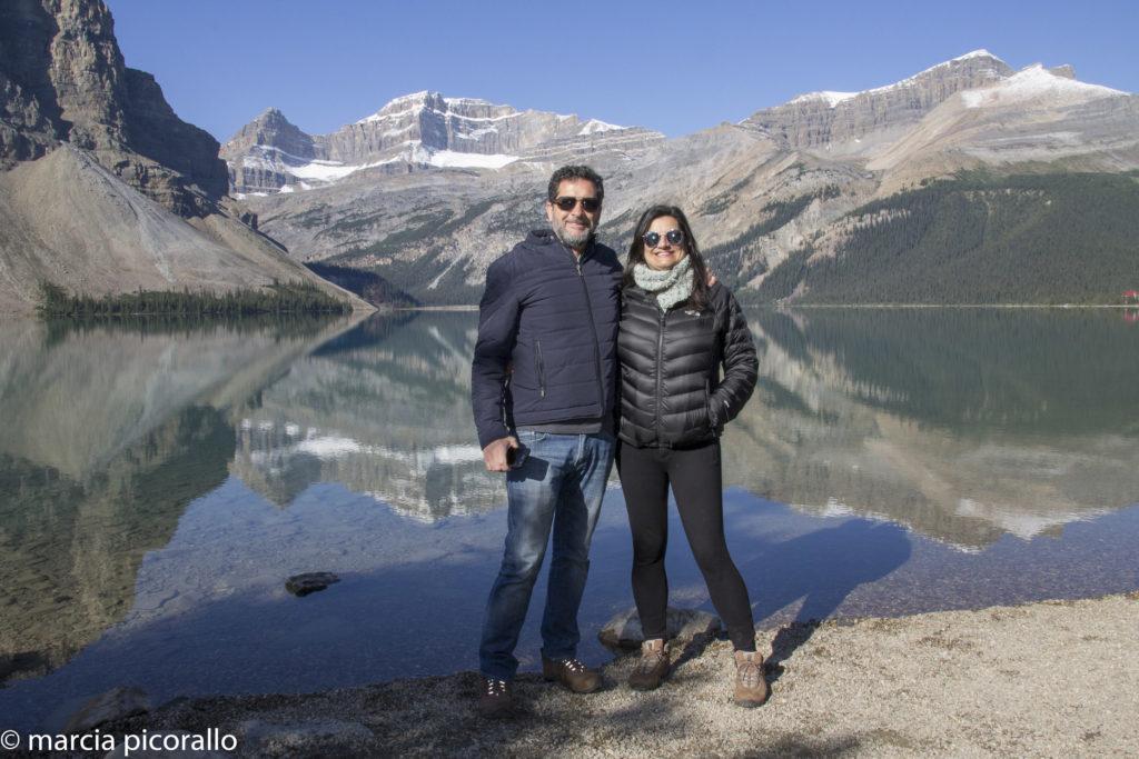 Alberta-Canada-Bow Lake