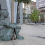 Canadá: Roteiro a pé em Calgary e suas esculturas