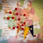 Roteiros na Europa por 8 cidades grandes