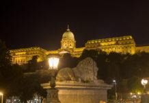 castelo Buda Budapeste