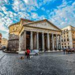Pantheon: o senhor de Roma