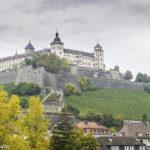 Rota Romântica Alemã: a Fortaleza de Würzburg