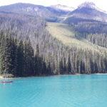 Lagos perto de Banff: Lake Louise e Emerald