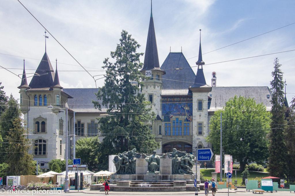 museus Berna Suíça