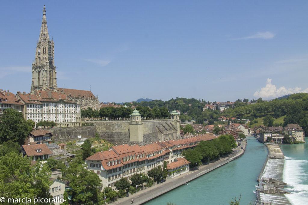 roteiro e o que faer em Berna