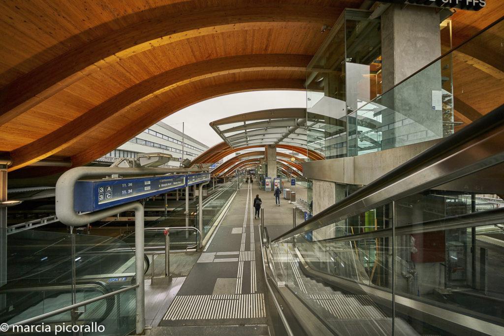 trem Berna suíça