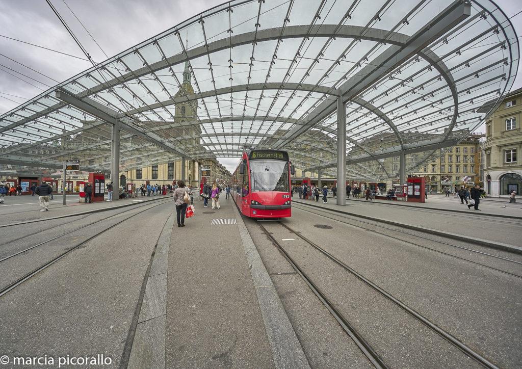 transporte na Suíça