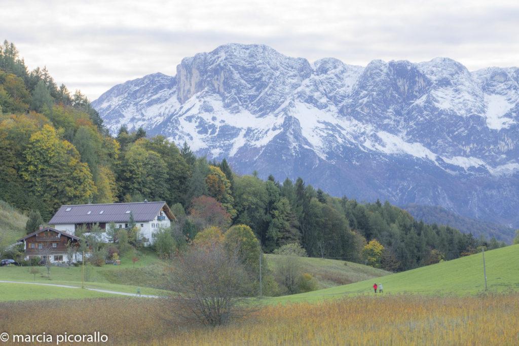 que visitar perto de Salzburgo