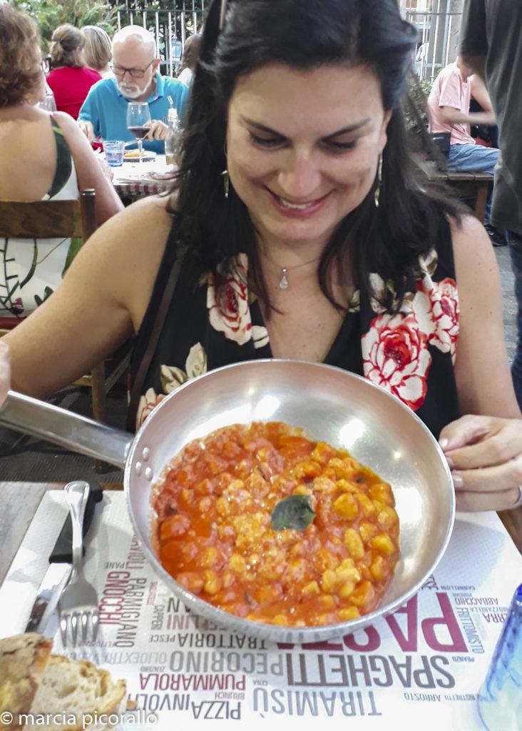 onde comer em Sorrento