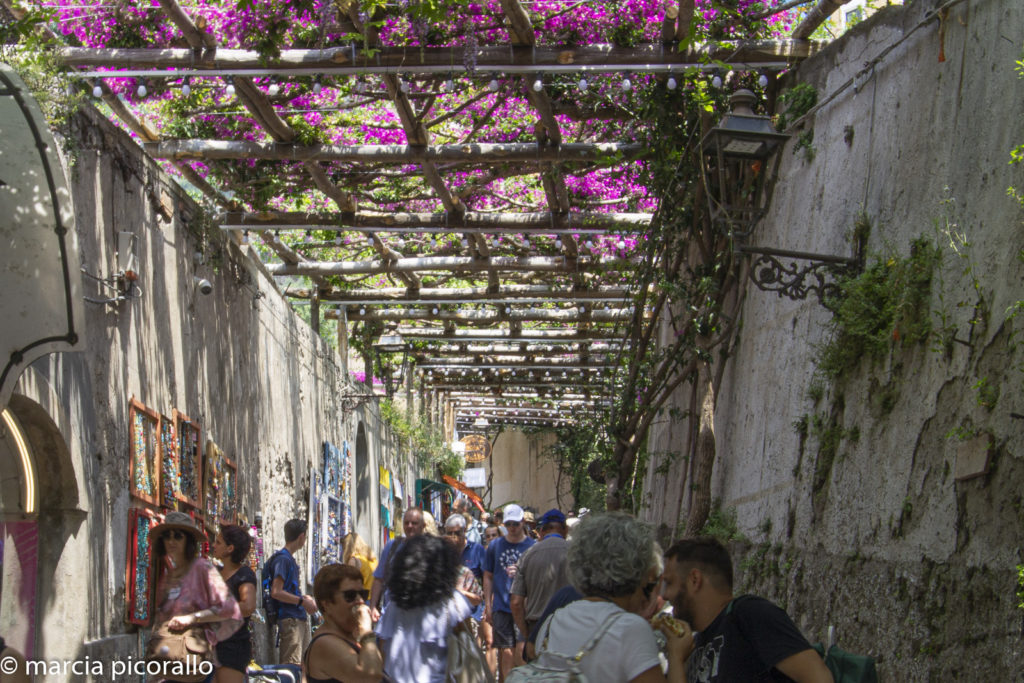 Costa Amalfitana melhor época
