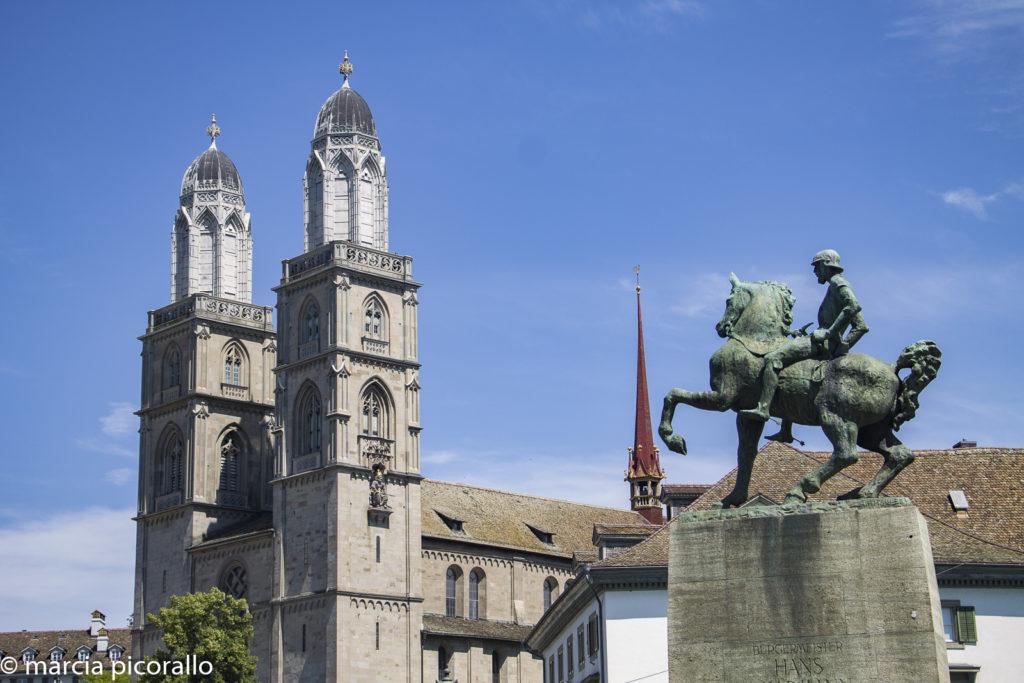 o que fazer em Zurique em 2 dias