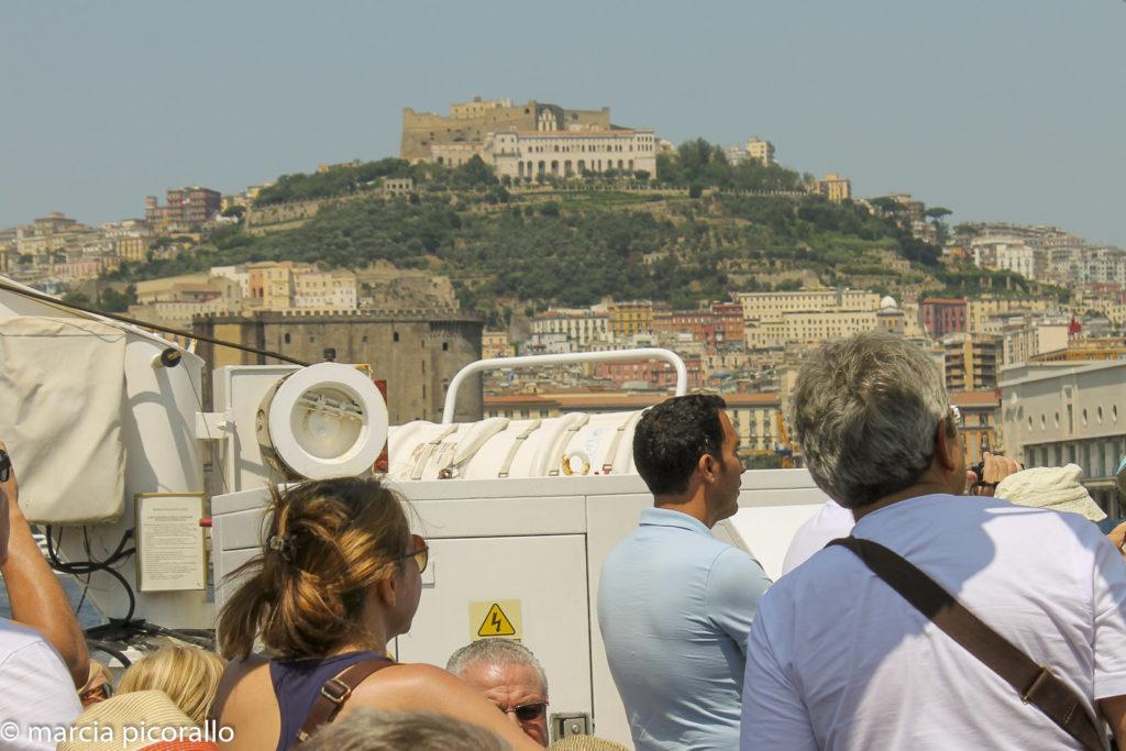 como ir de Roma a Sorrento