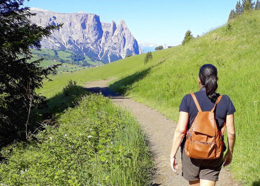 viajar sozinha aos 50 anos