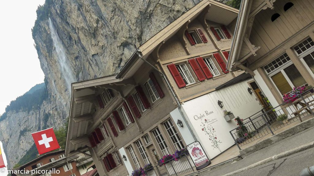 Vale de Lauterbrunnen ode ficar