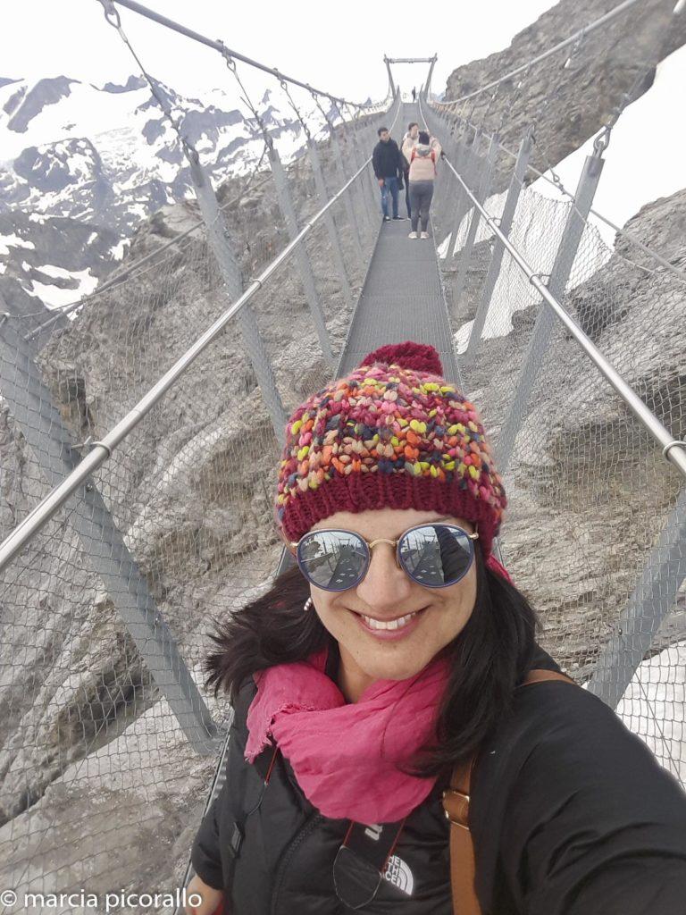 Monte Titlis ponte