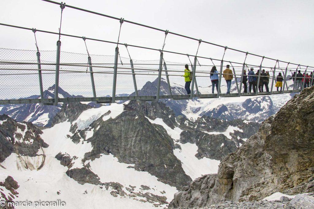 Monte Titlis cliff walk