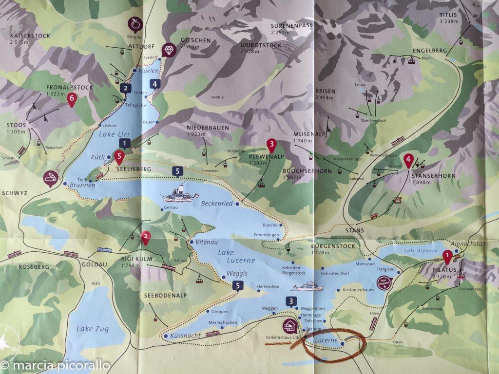 lago Lucerna