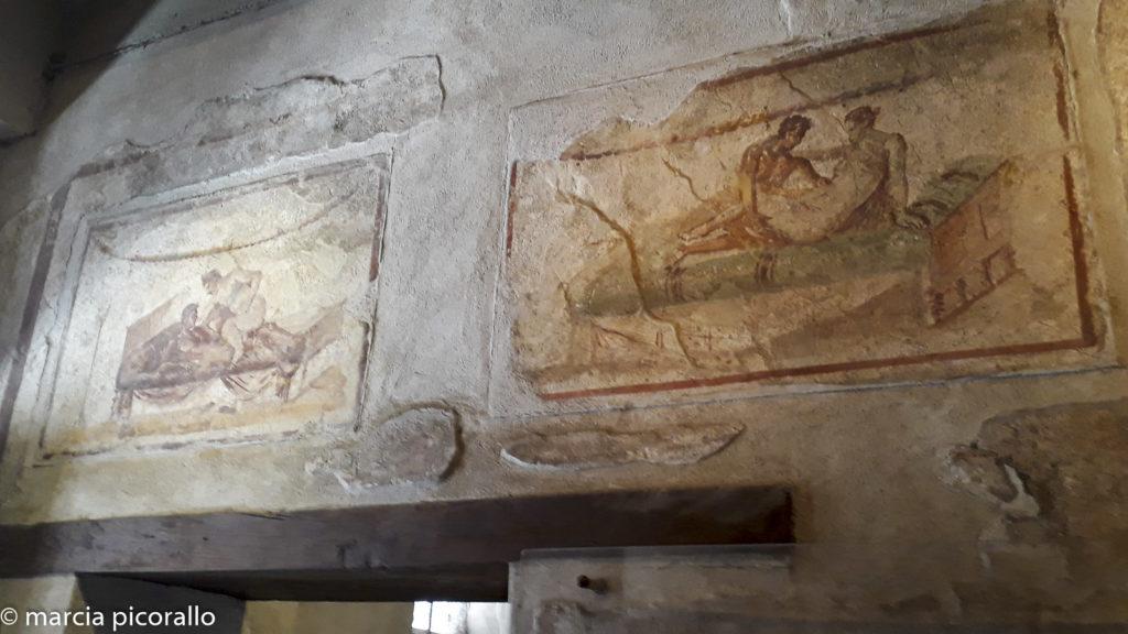 o que fazer em Pompeia