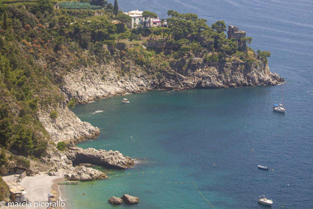 praias da Costa Amalfitana