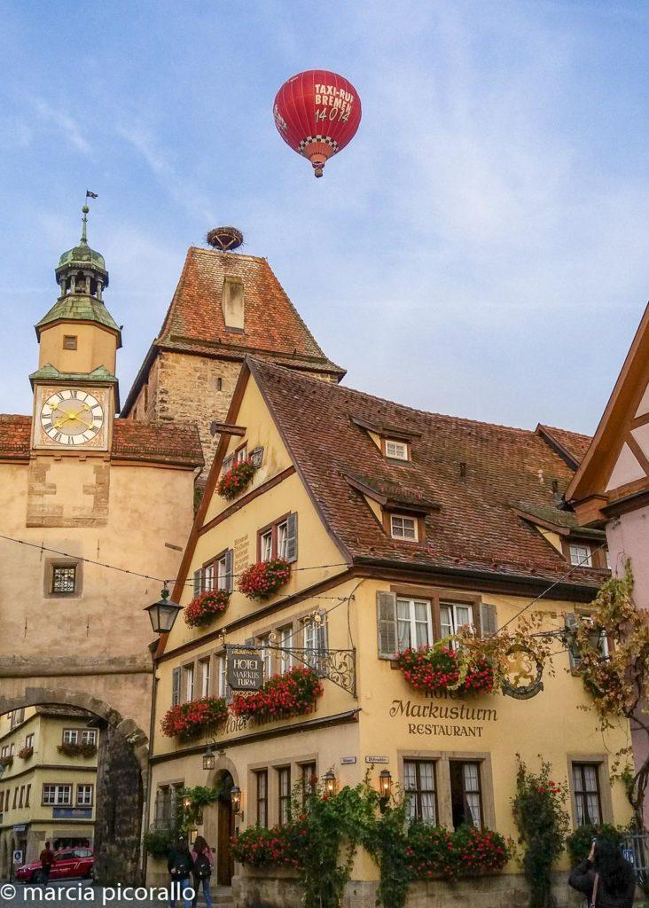 Rothenburg ob der Tauber Alemanha o que fazer