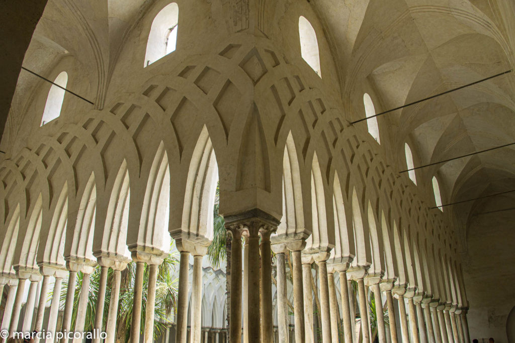 catedral de amalfi claustro